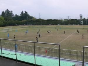 2014-04-21チャレンジャーズ練習試合