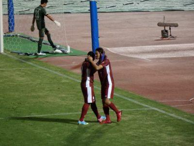 ロビーニョ2ゴール