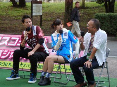 まりかさん・JOY・入山さん