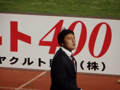 退任する秋葉監督