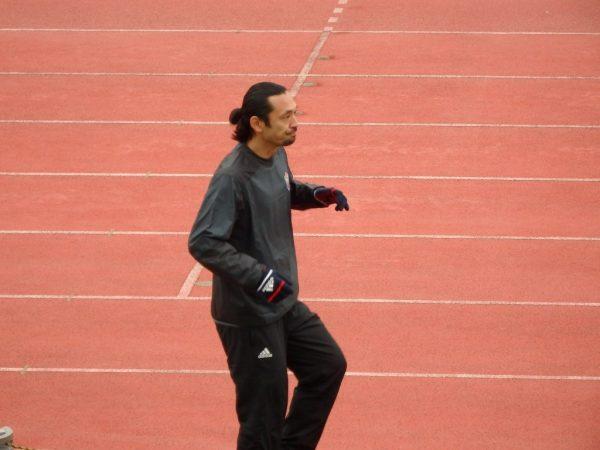 解説者の戸田和幸