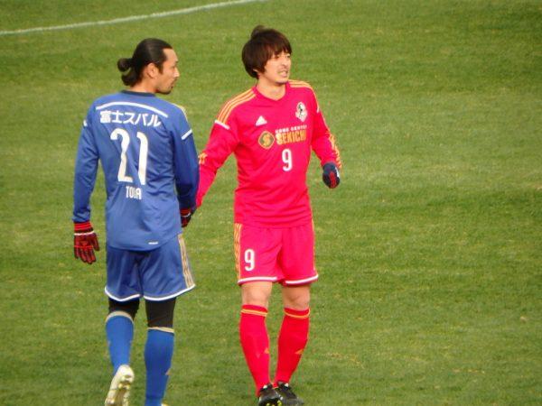 戸田と高田ヤス