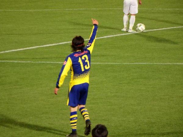 高橋駿太3ゴール目