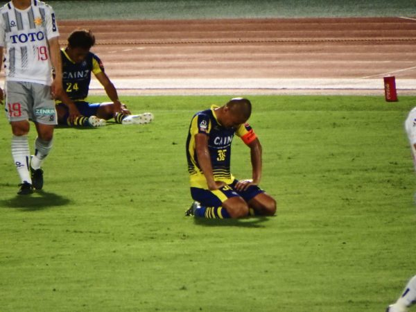 松さん試合後