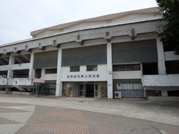 伊勢崎市陸上競技場
