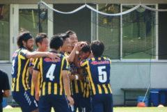 天皇杯1回戦・駒澤大学戦・岡庭裕貴のゴール後