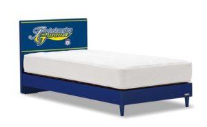 ザスパクサツ群馬のベッド